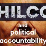 chilcot political accountability