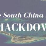 south china sea smackdown