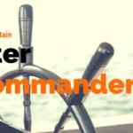 master or commander