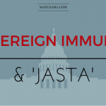 sovereign immunity jasta