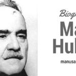 biography max huber