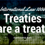 IL 1000 treaties