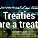 IL 1000 treaties