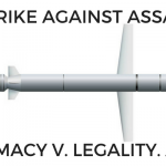 Strike against Assad: Legality v. Legitimacy. Again