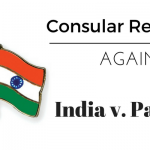 Consular Relations. Again. India v. Pakistan