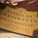 Nation of immigrants Kennedy