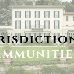 Classic Cases: Jurisdictional Immunities (2012)