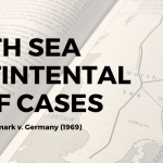 Classic cases: North Sea Continental Shelf Case(1969)